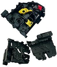 Getriebegehäuse Schließsysteme