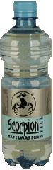 Scorpion Tafelwasser