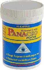 Panaceo Focus Kapseln