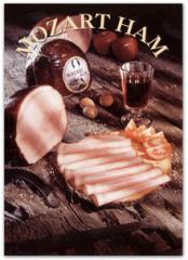 Mozart Ham TM / Spezifikationen