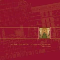 Buch Wiener Staatsoper - 140 Jahre Haus am Ring