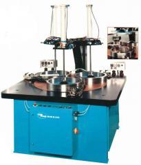 M.M. Läppmaschinen mit Scheibendurchmessern