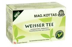 Mag. Kottas Kräuterexpress Weisser Tee
