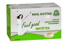 Mag. Kottas Kräuterexpress Feel good Matetee