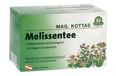 Mag. Kottas Kräuterexpress Melissentee in