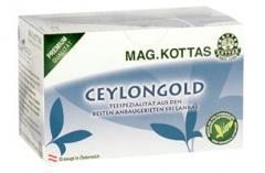 Mag. Kottas Kräuterexpress Ceylongold Tee