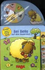 Buch Bei Bella auf dem Bauernhof, m. Tonmodul