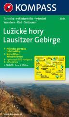 Wanderkarten Lausitzer Gebirge/Lužické hory