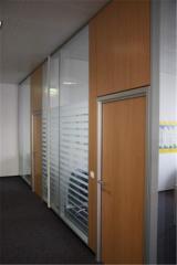 Aluminium Trennwandprofile