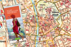 Karten Stadtplan Graz