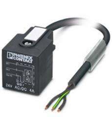 Ventilsteckerleitungen mit Freilaufdiode als