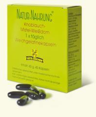 Arzneimittel Knoblauch-Mistel-Weißdorn