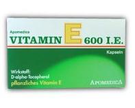 Arzneimittel Apomedica E Kapseln