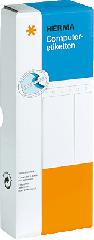 Computeretiketten Herma /8163 101,60x48,40mm weiß