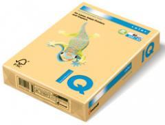 Kopierkarton IQ Color A4 160g Trendfarbe gold/22