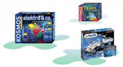 Spielzeug Bauen und Forschen