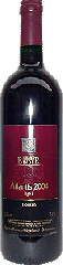 Wein Atlantis light 2005 - Barrique