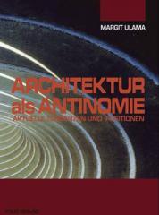 Buch Architektur als Antinomie
