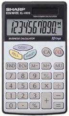 Taschenrechner Sharp EL480S