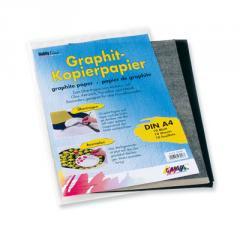 Kopierpapier Graphit - A4, 10 Blatt/Pkg.