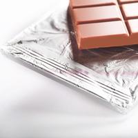 Tafelschokoladenfolie - Marktführer