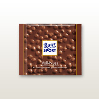 Schokolade Ritter Soprt Voll-Nuss
