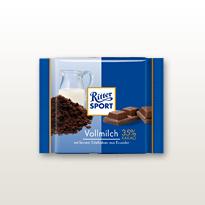 Schokolade Ritter Soprt 35%