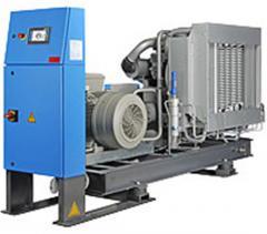 Hochdruck-Kompressoren für Luftverdichtung, Baureihe I 350–500 bar