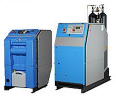 Stationäre, schallgedämte Mietkompressoren bis 500 bar