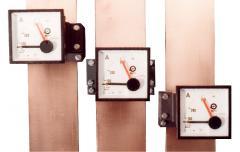 Schienen-Amperemeter