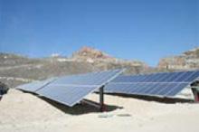 Kraftwerke - Projekt Spanien Macael