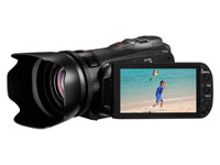 HD-Camcorder Legria   HF G10