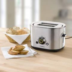 Sensor-Toaster mit variablem Schlitz