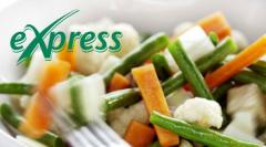 Nahrungsmittel Express Gemüse