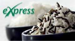 Nahrungsmittel Express Reis