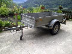 PKW-Anhänger MPA 230 G