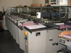 LACONDA B3 Zusammentragmaschine (25461)
