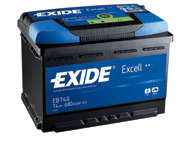 Batterie Exide Excel **