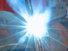 Lichtbogenschweißung in höchster Präzision