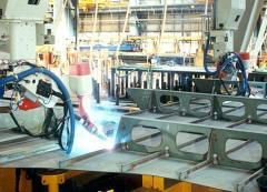Roboter-Fertigungslinien - von igm zugeschnitten