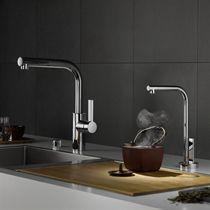 Water Dispenser - Hot & Cold Water Dispenser, Einhebelmischer und Exzenterbetätigung