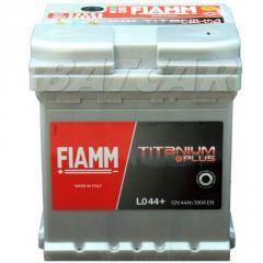 Fahrzeugbatterien Titanium Plus