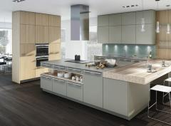 Küche Ultima/strato fango / kernesche