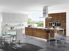 Küche Strato/nuova nuss / kashmir