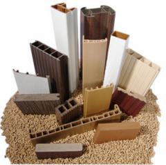 Anlagen zur Herstellung von Profilen Woodex