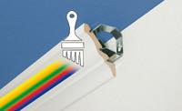 FN paint-on Streichbare Leisten mit vielfältigen