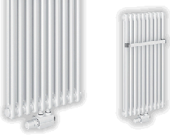 Radiators, cast iron (heating radiator)