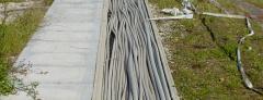 Kabeltröge für den Bahnbau
