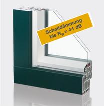 Fenster AluFusion Contur 75