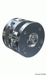Lineflex-Kupplung